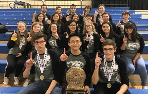 Science Olympiad to compete against top 36 schools in PA