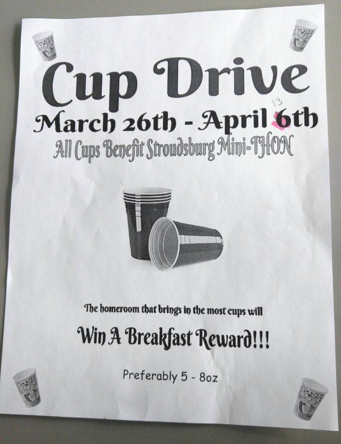 Mini-Thon+Cup+Drive+Ends+Tomorrow