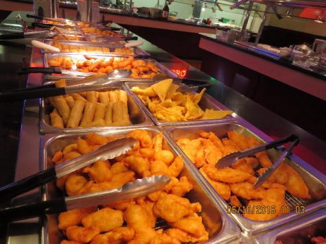 Common Grounds students take field trip to East Gourmet Buffet