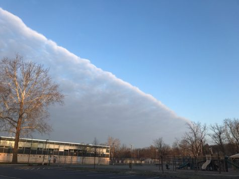 Unique cloud formation (4/9 - 4/15)