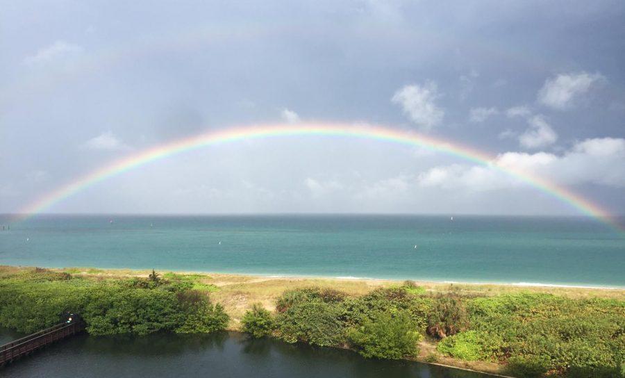 Double rainbow (4/16 - 4/22)