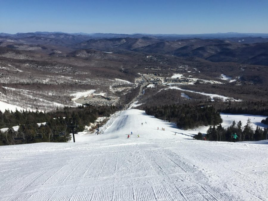 (4/2 - 4/8) Vermont skiing trip