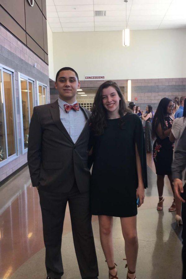 Student Spotlight on Tyler Fernandez