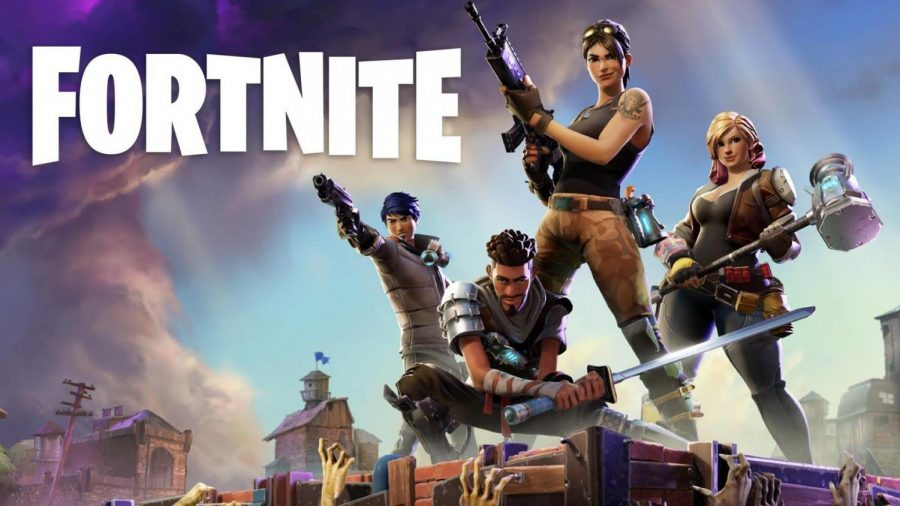 Fortnite Word Scramble Win A Prize Mountaineer