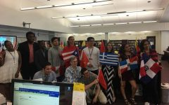 ESL Class of 2018 share their culture with food and more!