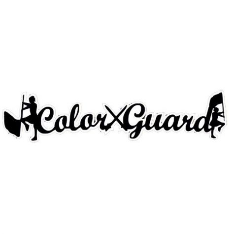 Color guard wraps up their season for the school year