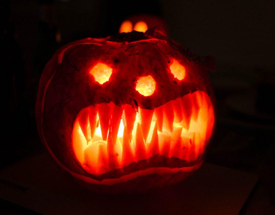 A bone-chilling pumpkin.