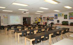 Teachers create new classes, students provide input