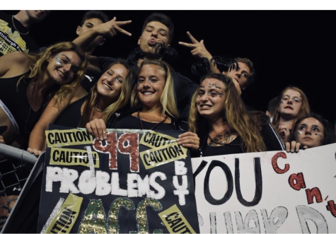 SHS students specialize in school spirit