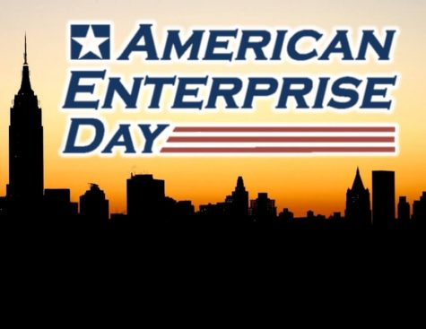 Official FBLA picture for American Enterprise Day.