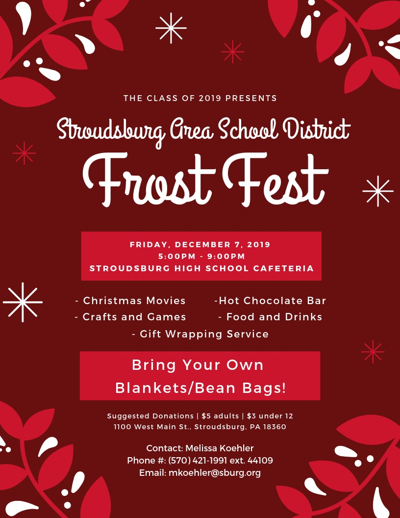 Holiday Camp coming to Stroud Township