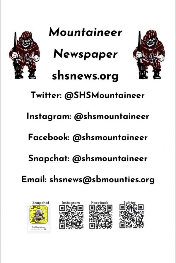 The Mountaineer newspaper earns Audience Engagement Badge!
