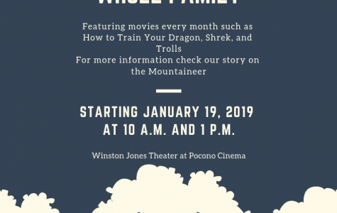 Free Films for the Family: Starting 1/19/19 (10 a.m. and 1 p.m.)