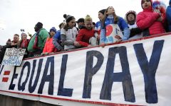 All women still fight uphill battle for equal pay