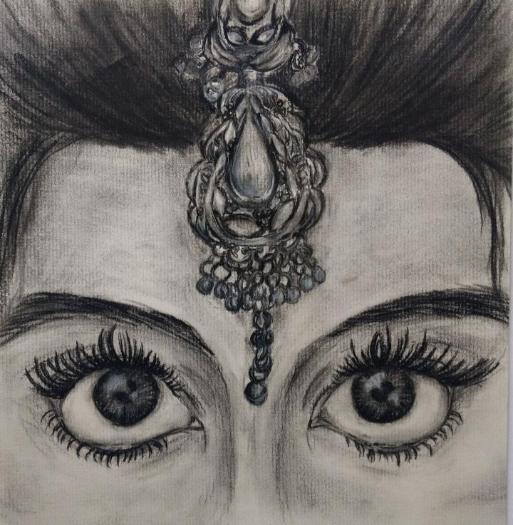 Senior Artist Anam Khan