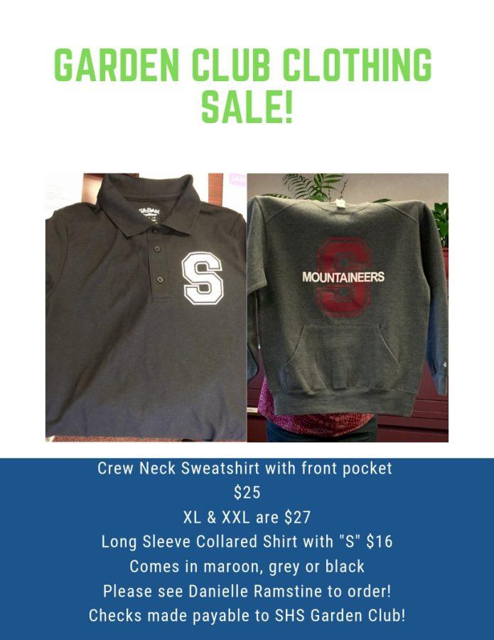 Garden Club Clothing Sale