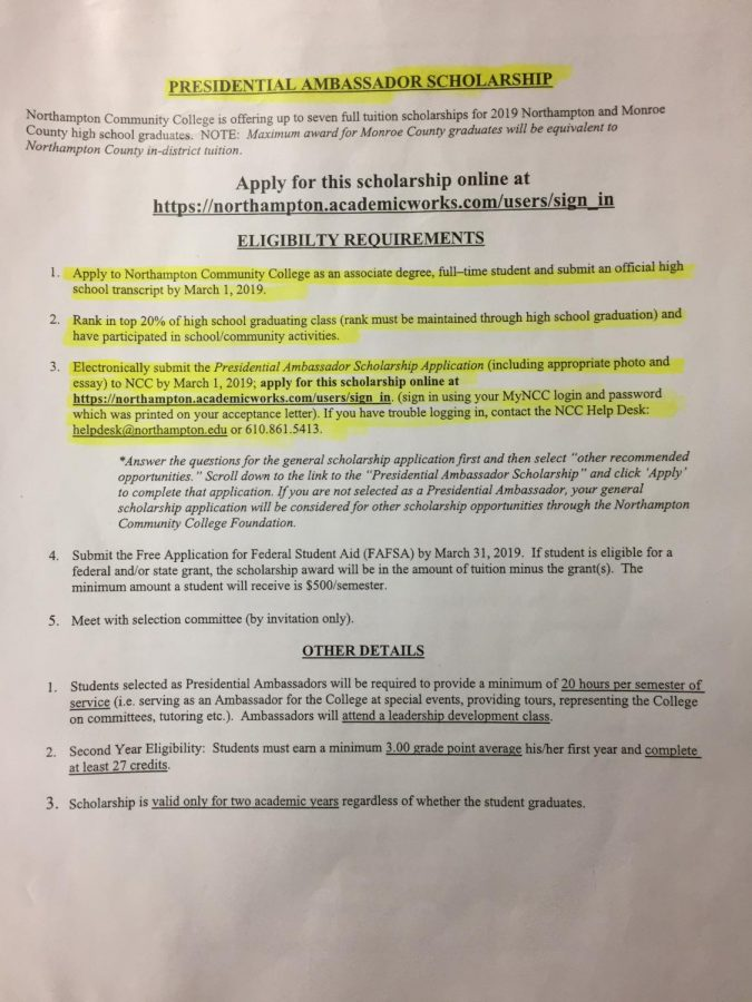 Community service scholarships essay format