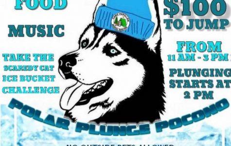 The 2nd Annual Polar Plunge Pocono: 3/2/19 (11 a.m.- 3 p.m.)