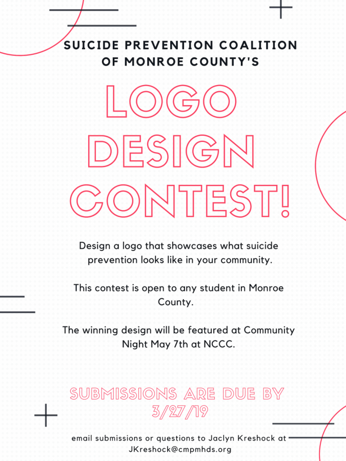 Suicide Prevention Logo Design Contest: 3/27/19