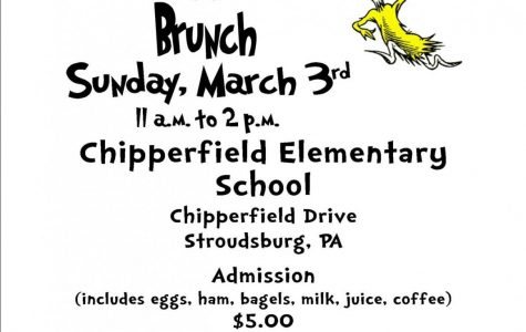 Dr. Seuss' Green Eggs & Ham Brunch: 3/3/19 (11 a.m.- 2 p.m.)