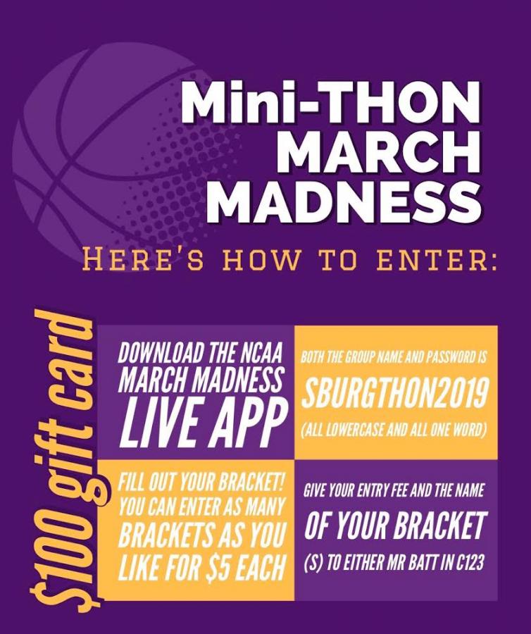 Mini-THON March Madness