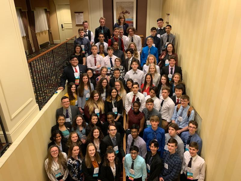 Numerous+FBLA+students+earn+recognition+at+leadership+conference