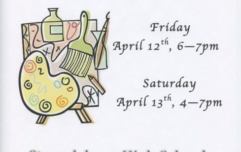 SASD 41st Annual Art Show: 4/12/19 (6:00 p.m.- 7:00 p.m.) – 4/13/19 (4:00 p.m.- 7:00 p.m.)