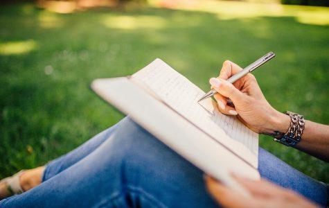 Always Writing written by senior Gabriel Howard