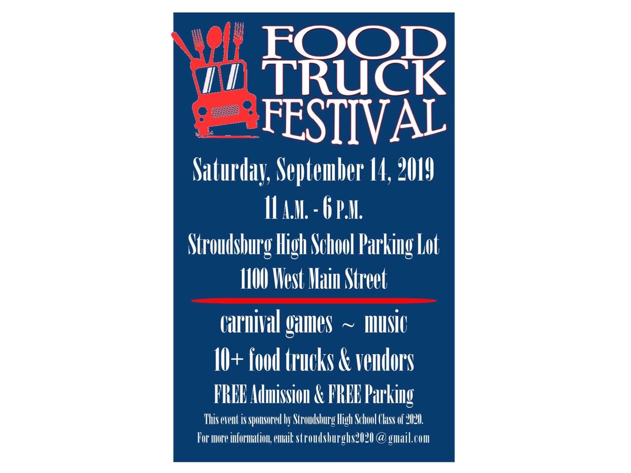 Food Truck Festival 2020.Mountaineer Food Truck Festival