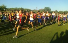 Runners and walkers encourage to sign up for the Mountie Mountain 5K Race