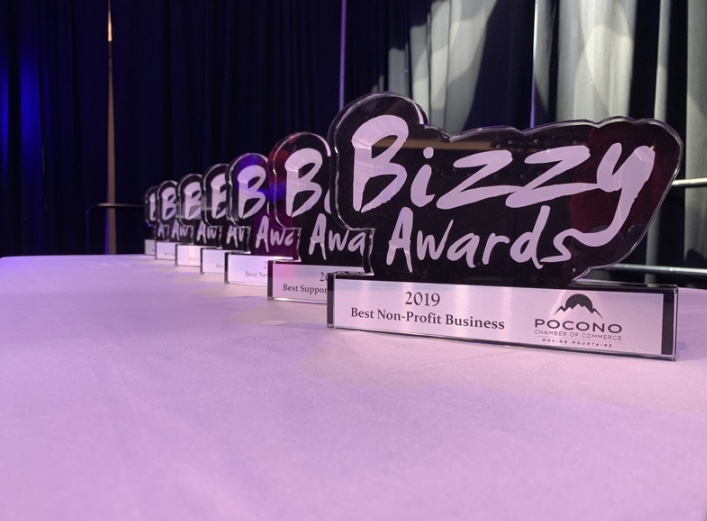 Local businesses compete at Bizzy Awards