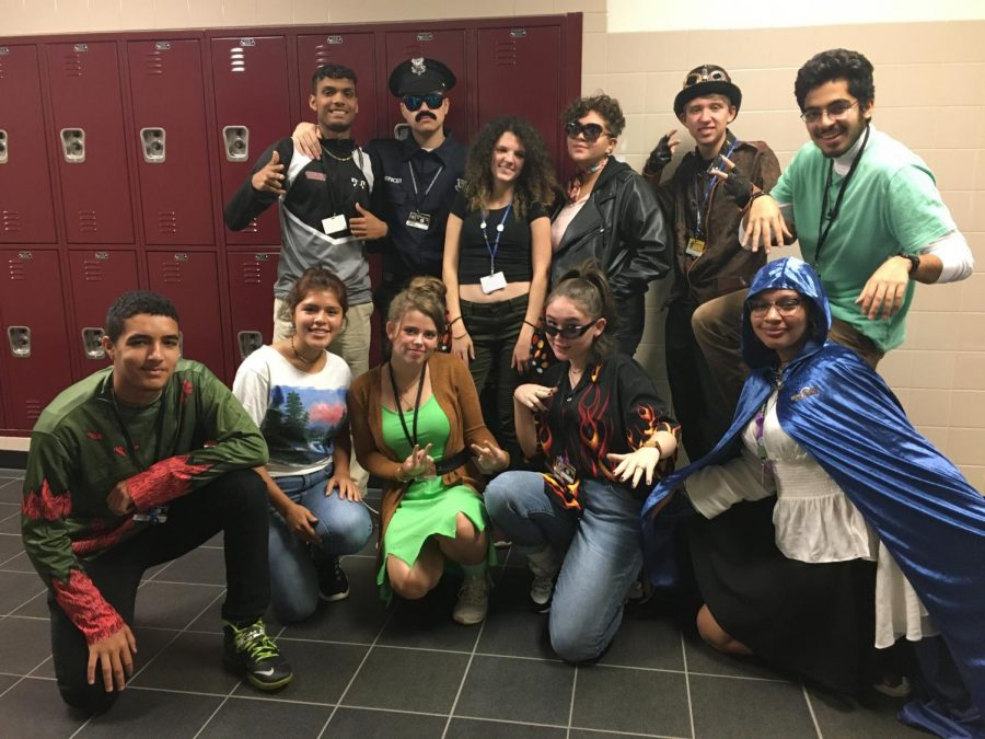 Which SHS Newspaper Staff Member Are You Most Like?