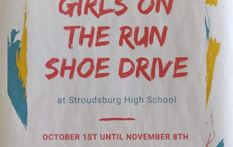 Girls on the Run Shoe Drive: 10/1- 11/8