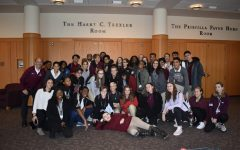 SHS students shine at DeSales University Poetry Festival