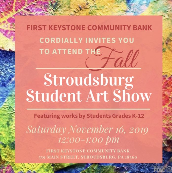 Stroudsburg+Student+Art+Show