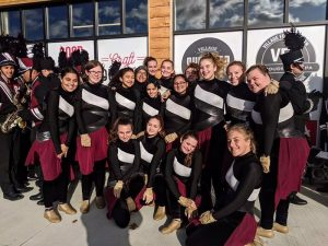 SHS color guard wraps up exciting season
