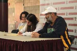 Class of 2020 stand-out athletes sign with colleges