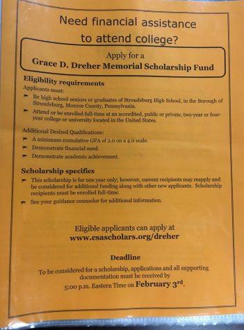 Grace D. Dreher Memorial Scholarship Fund