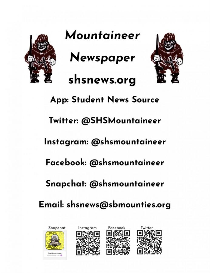 The+Mountaineer+newspaper+earns+two+prestigious+awards