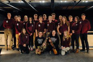 Rifle team ends successful season!