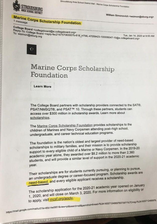 Marine+Corps+scholarship+foundation
