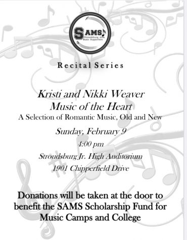 SAMS Recital Series: Date TBD