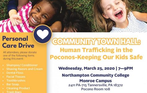 Human Trafficking- Keeping Our Kids Safe: 3/25/20 (7 p.m.- 9 p.m.)