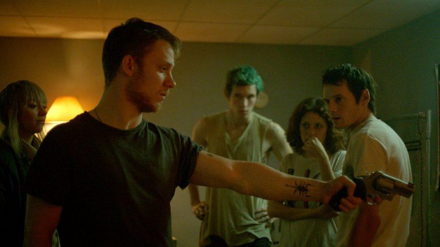 Green Room: The Alien of punk rock