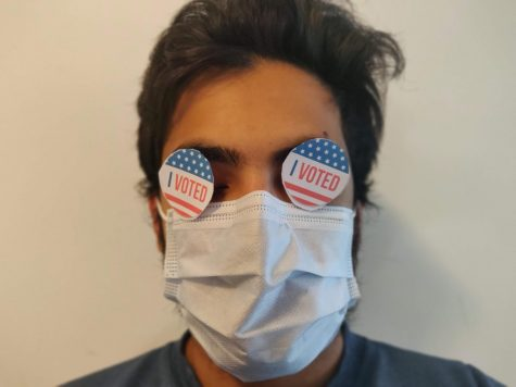 For this year's election all voters will be required to wear face masks at the polls.