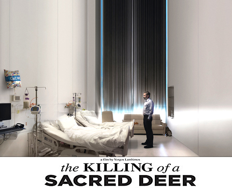 The Killing of a Sacred Deer: A tale of karma and sacrifice