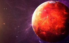 mars in retrograde visual