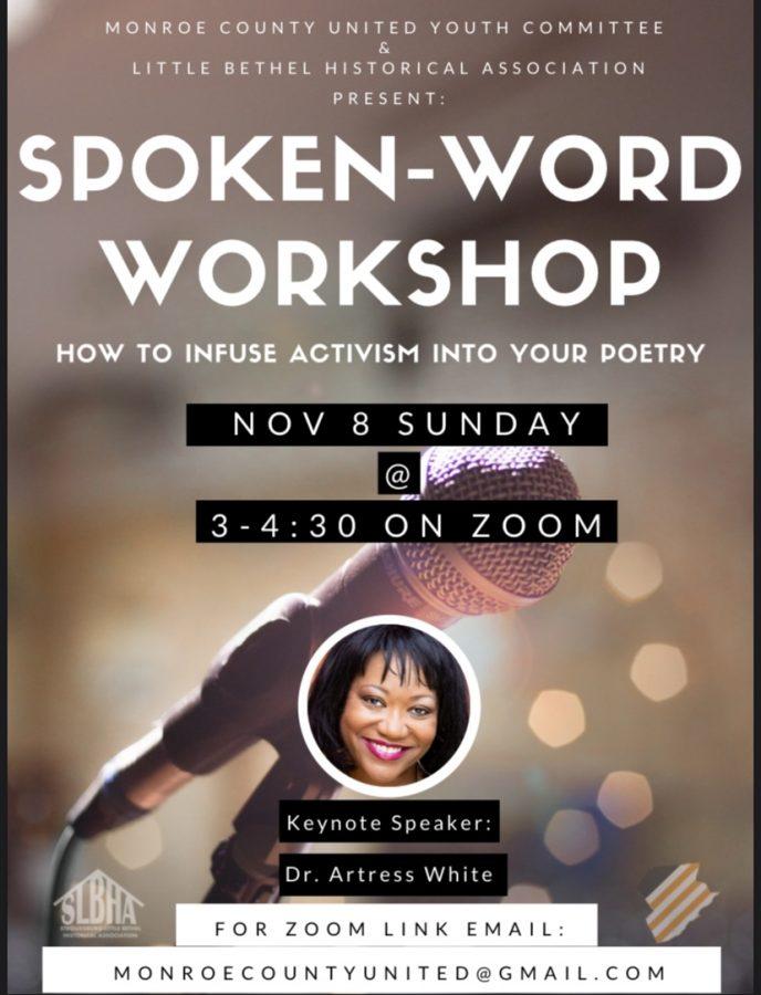 SHS+senior+promotes+activism+through+poetry+workshop