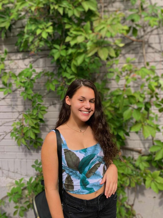 Student Spotlight on Taylor Tretheway