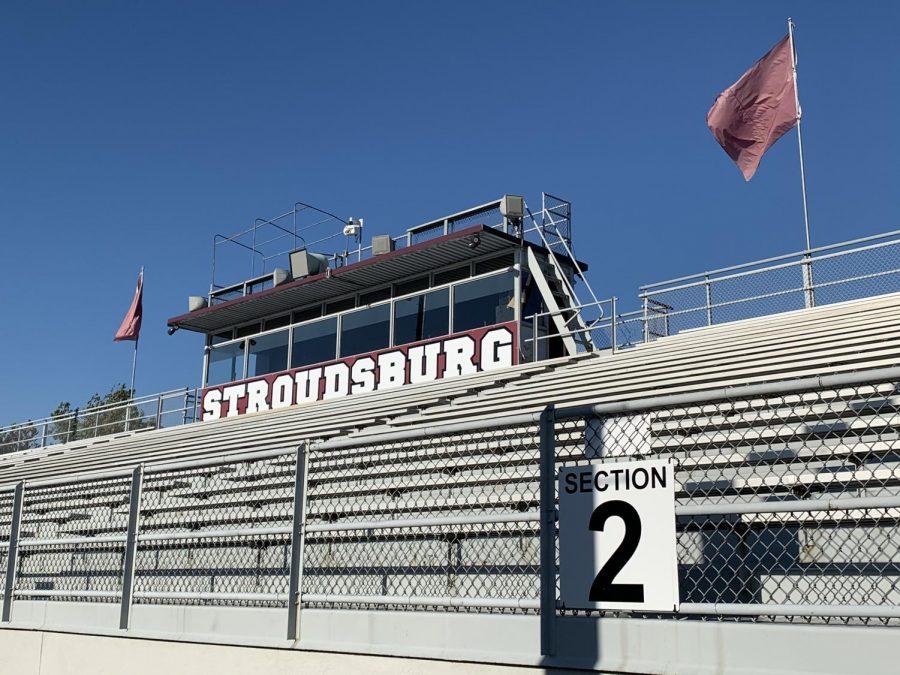 Stroudsburg High School's Ross- Stulgaitis Stadium